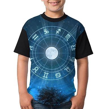 Amazon com: Ugffgfreufh Zodiac Signs Child Funny Boys Short