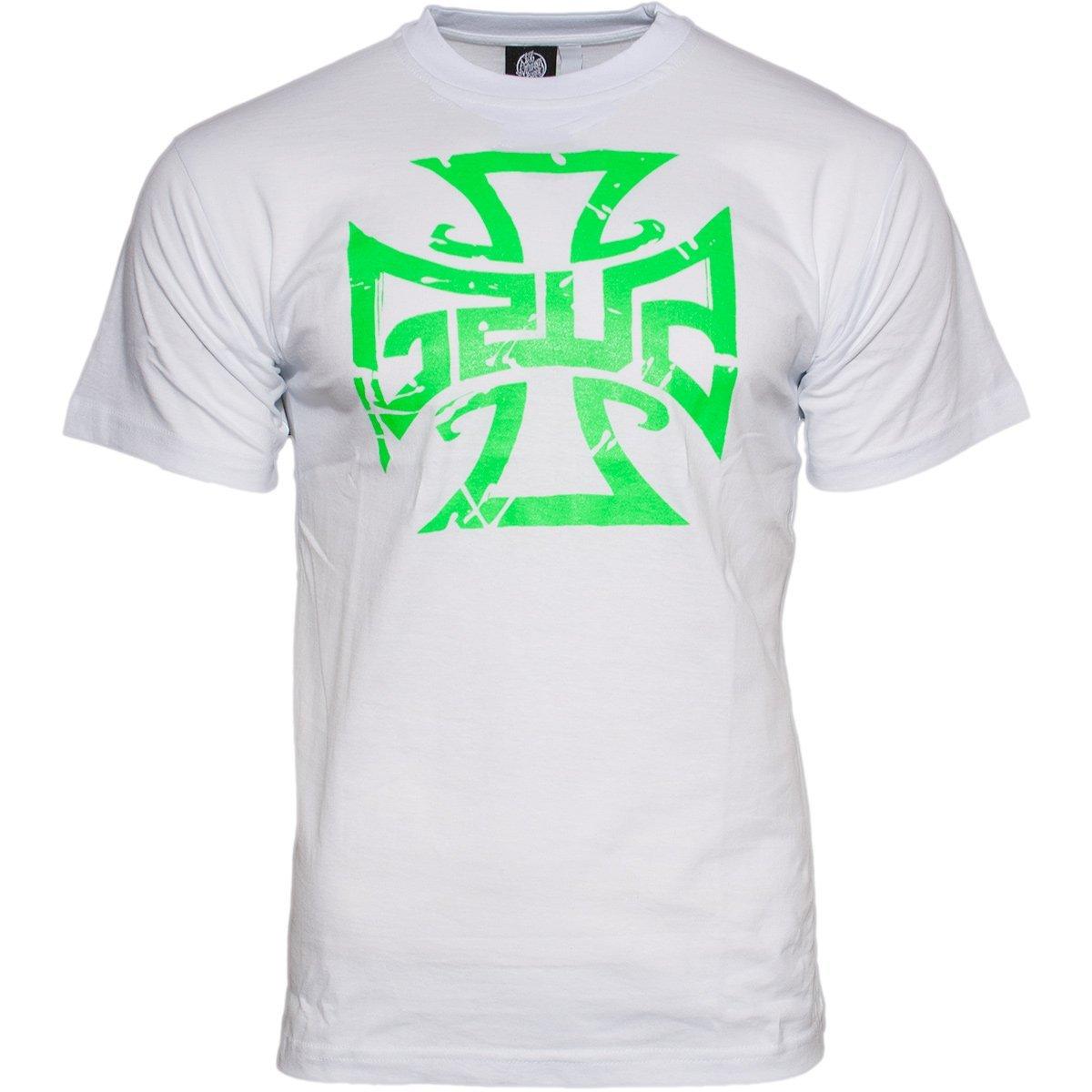 Original 187 Strassenbande GZUZ Logo T SHIRT Weiss