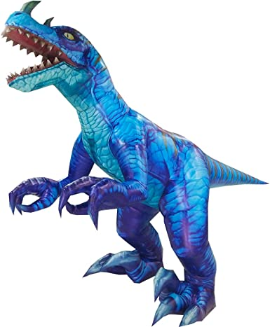 Amazon.com: Disfraz hinchable Tyrannosaurus Velociraptor ...