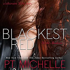 Blackest Red: A Billionaire SEAL Story Audiobook
