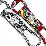 BarConic Day of the Dead Girl Kolorcoat V-Rod Opener