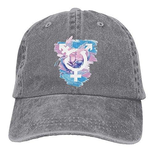 Gorras Baseball Transgender jinhua19 Hat Cowboy Structured Adult Pride Adjustable béisbol Sport 8nZdwdExq4