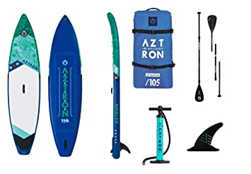 Aztron urono 11.6 Double Double Sup Stand Up Paddle Board con ...