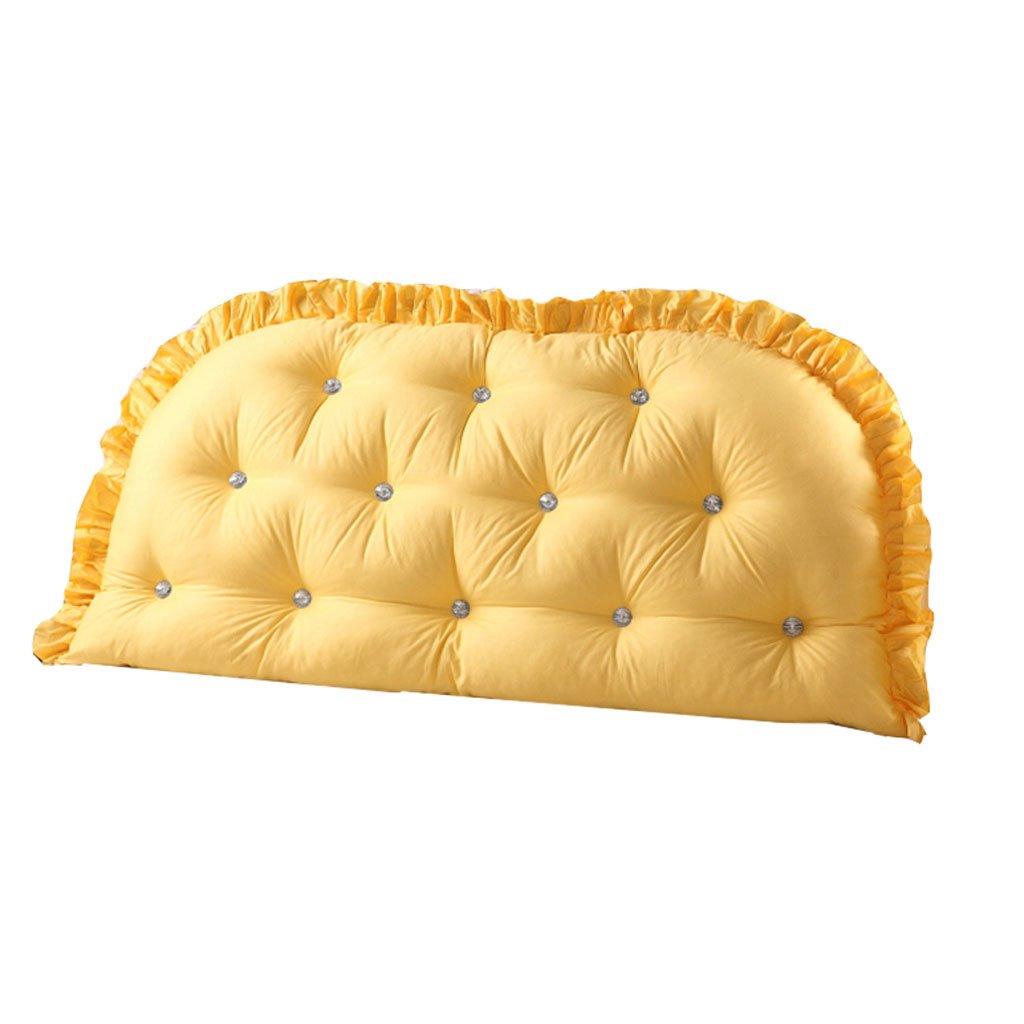 コットン枕ベッドソファクッションコットン枕ダブルロング枕枕ベッドに大きな枕コアピロー (色 : A, A, サイズ : さいず 120cm) : 120cm) B07PVYZLT6 200cm|A A 200cm, 横川町:b88eeddd --- cgt-tbc.fr