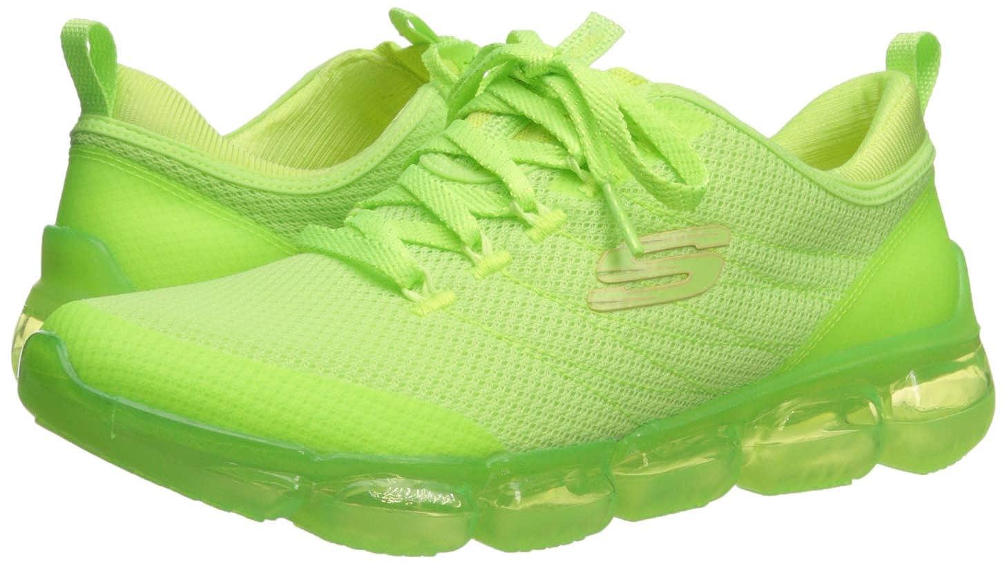 Falsedad Gama de Periódico  Buy Skechers Women's Skech-AIR 92-Significance Sneaker, Lime, 5 M US at  Amazon.in