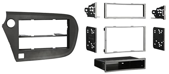 Metra 99-7878B Single or Double DIN Installation Dash Kit for 2010 Honda Insight