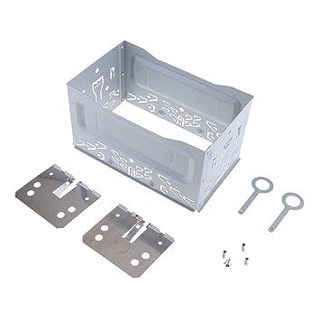 MagiDeal Kit de Reparación de Audio, Repuesto Automotriz ISO 2 DIN ...