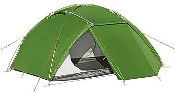 VAUDE Space L 3P - Tienda de campaña color green, talla 3P