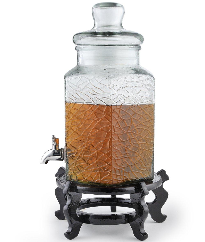 Getränkespender Zapfhahn Ersatz,304 Edelstahl Vintage Wasserhahn ...