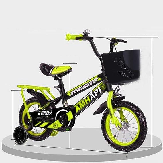 ReooLy Bicicleta de montaña portátil para niños, pequeña y Liviana ...