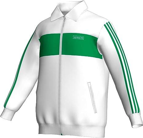 adidas herren sweatjacke green