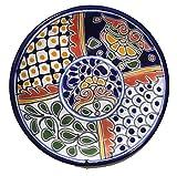 Talavera Salad Plate - 8'' Diameter