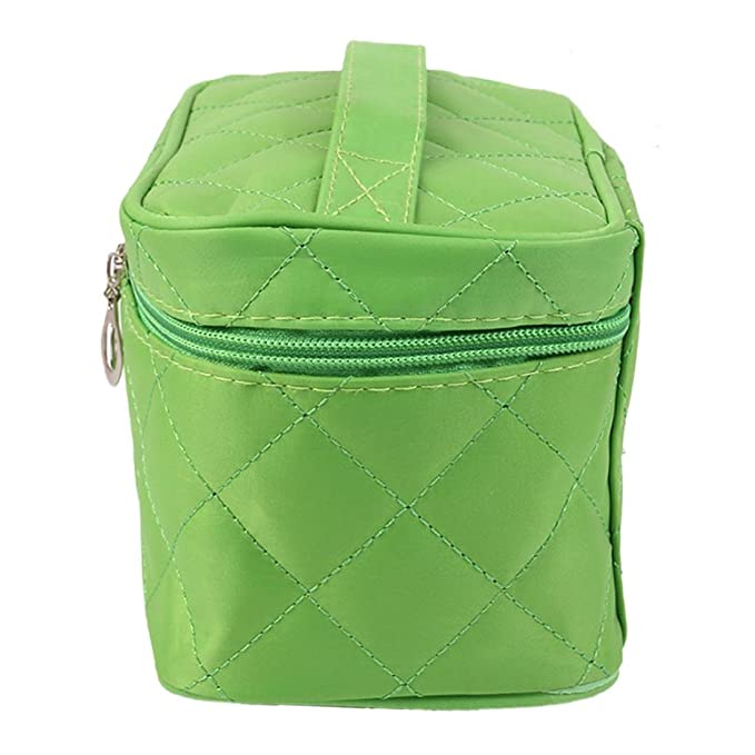 a15952d2faec Clearance! Bookear PU Leather Cosmetic Bags with Quality Zipper Single  Layer Travel Makeup Bags