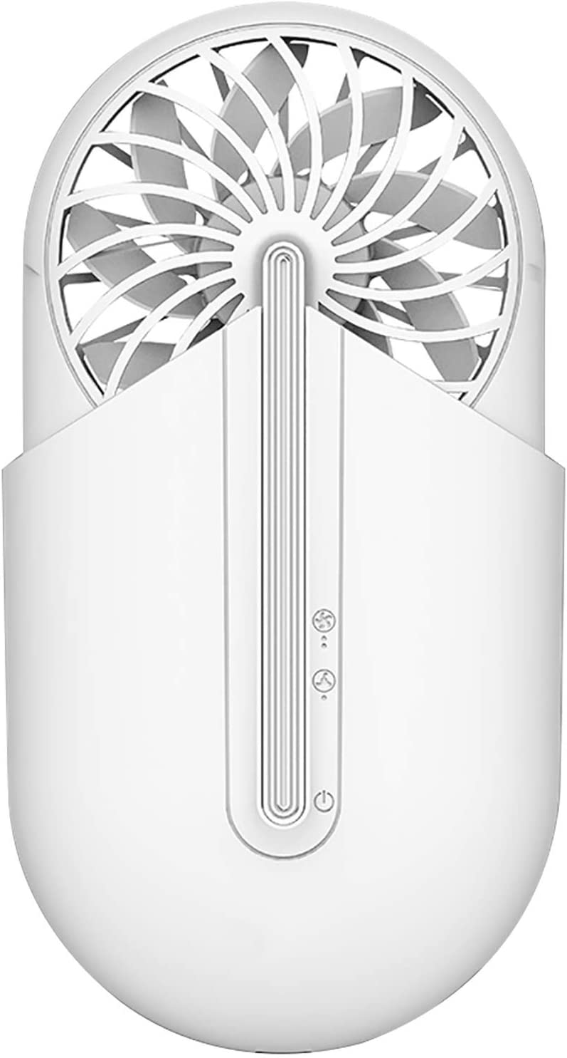 Deerma Portable Handheld Fan with Aromatherapy Rechargeable Built-in Battery 1500mAh USB Charging Electric Mini Fans