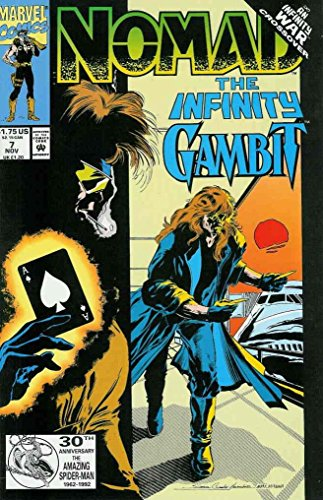 Nomad 7 (The Infinity Gambit)