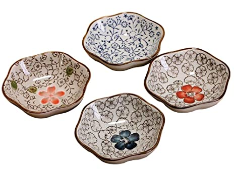 Are mistaken. asian rice pattern dishes