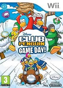 Club Penguin: Game Day (Wii) [Importación inglesa]