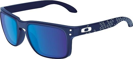 OAKLEY B1B HOLBROOK Sonnenbrille matt blau/Glas Sapphire versp. YKpNClEDQ