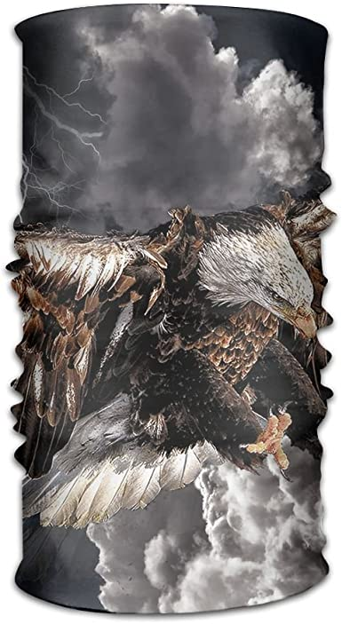 Magic Headwear Eagle Manipulation Outdoor Scarf Headbands Bandana Mask Neck Gaiter Head Wrap Mask Sweatband