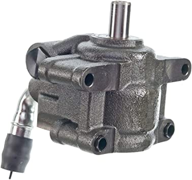 A-Premium Power Steering Pump for Ford Excursion 2004-2005 F-250 F-350 Super Duty 2005-2007