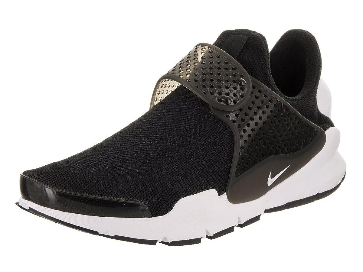 f138b40544303 Nike Men's Sock Dart KJCRD Black/White Running Shoe 12 Men US