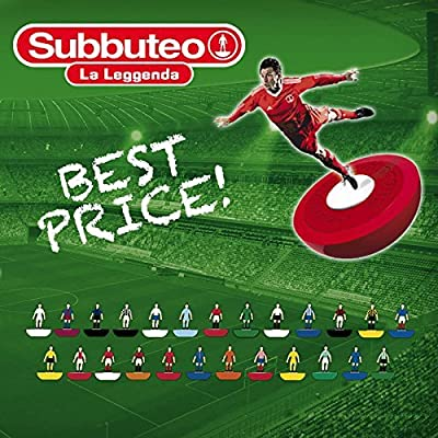 Subbuteo La Leggenda - Fútbol de Mesa - Figuras LW (Angola 2006 ...