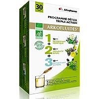 Arkopharma Arkofluides Programme Détox Triple Action