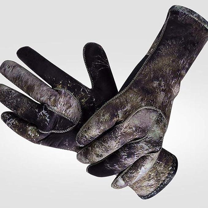 deportivos especiales guantes de protección engrosado guantes de ...