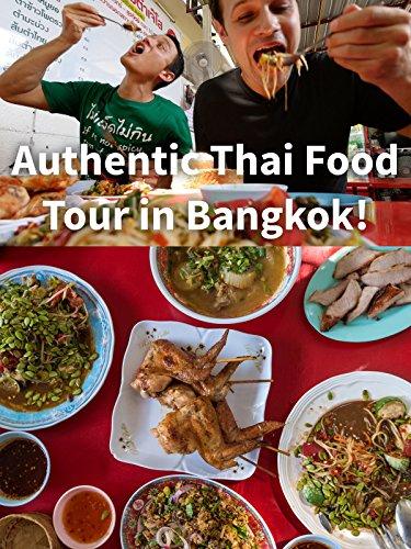 Authentic Thai Food Tour in Bangkok! (The Best Food In Bangkok)