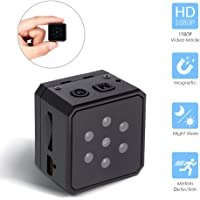 Hueliv 1080p Mini Hidden Security Camera
