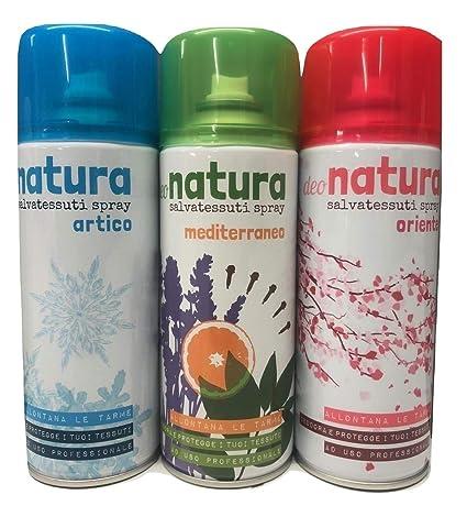 Spray Natura Igienizzante 3 Home Professional BomboletteDeo Salvatessuti Igiensoft Deodorante Set ArticoMediterraneoOriente Tarme Mangiaodori zqSMGVULp