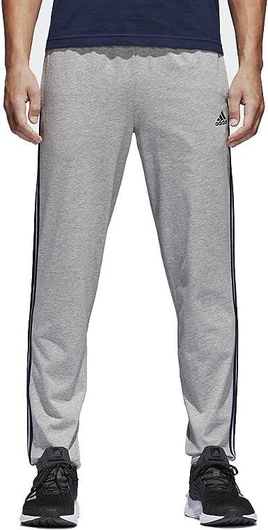 adidas essentials 3s single jersey pant