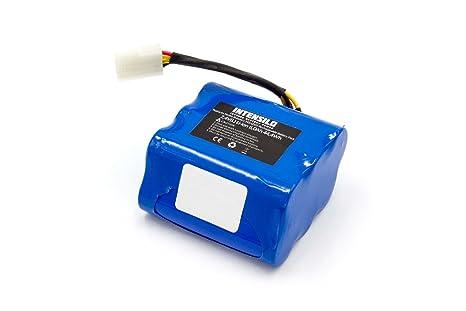 INTENSILO Batería Li-Ion 6000mAh (7.4V) para robot aspidador Neato XV-