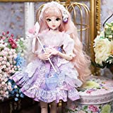 Diary Queen Fortune Days Original Design Dolls(with Gift Box), Series 26 Joints Doll, Best Gift for Girls (Teresa)