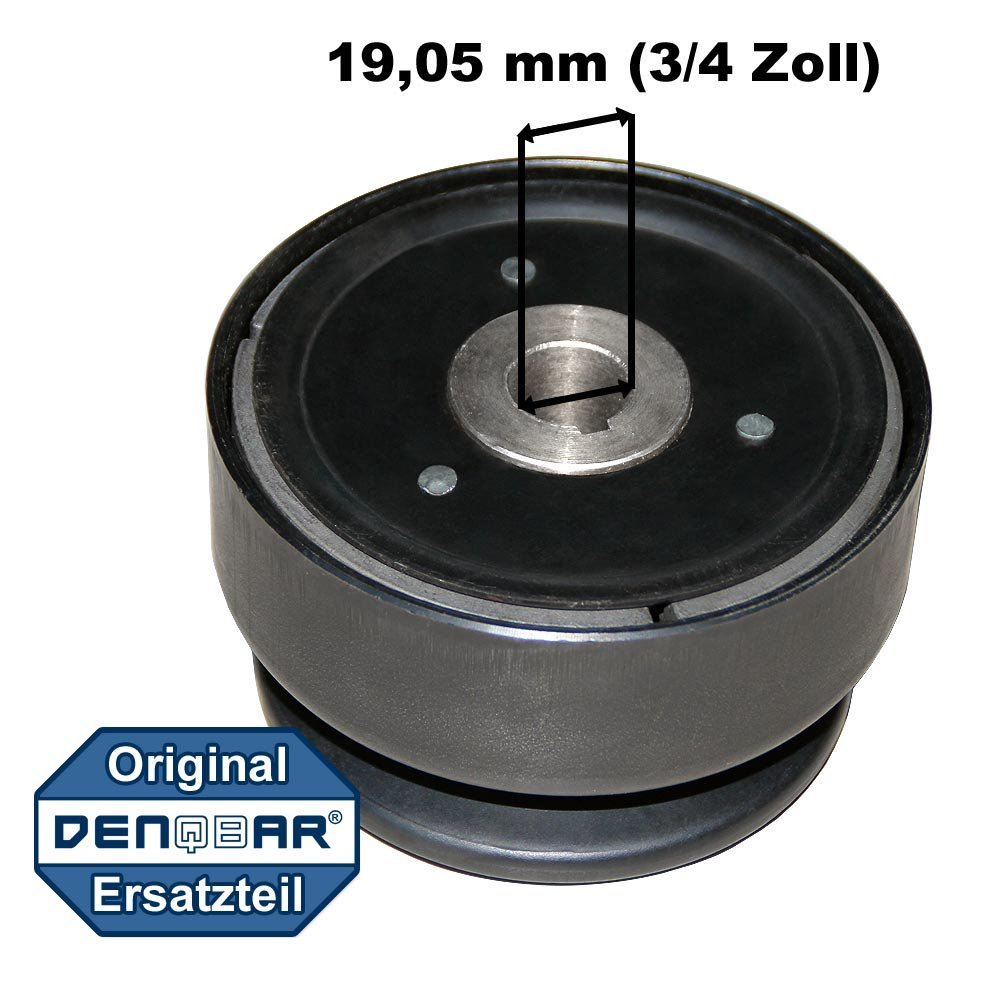 Denqbar embrayage avec 19,05 mm diam/ètre darbre