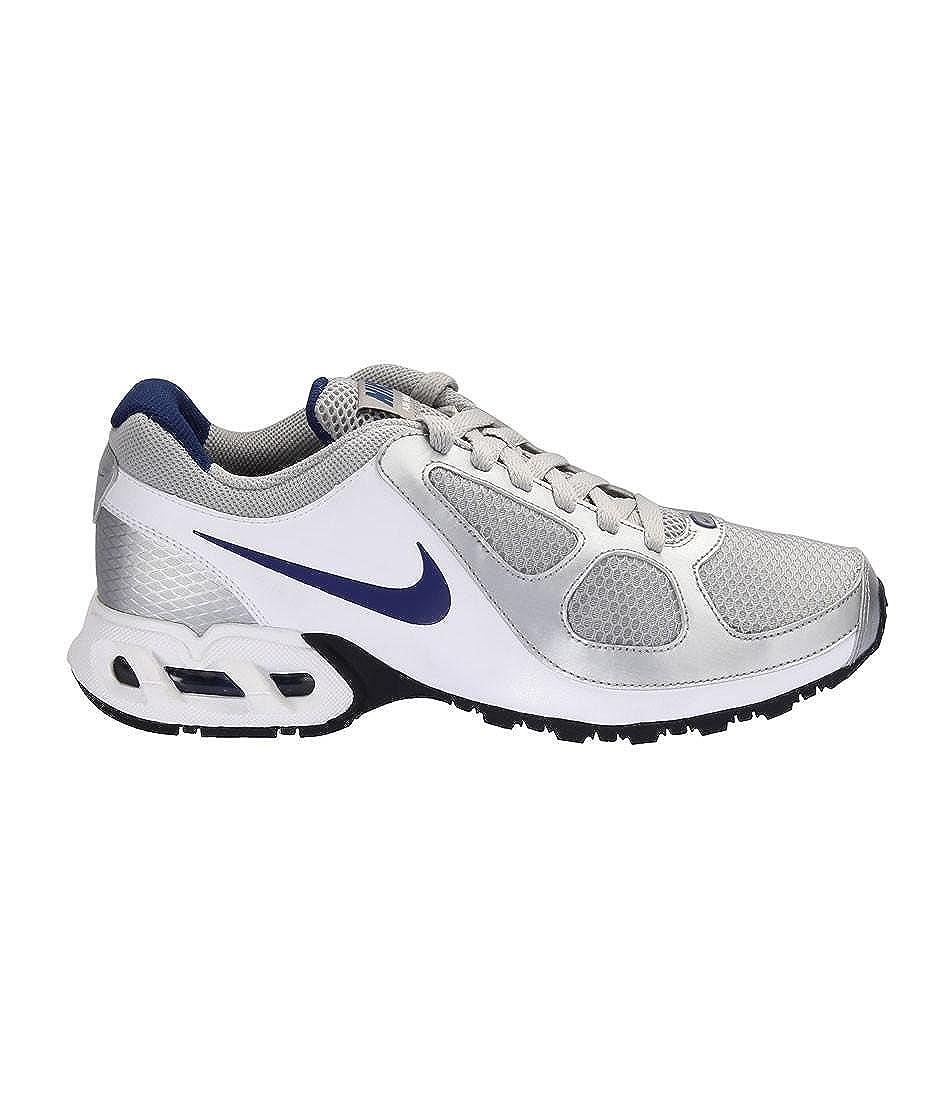 136e227bd3 Nike Air Max LTE Mens Running Shoes (Mtllc Slvr Dp RYL-Wht-Anthrct) 11.5   Amazon.ca  Shoes   Handbags
