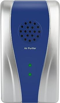 Purificador casero del aire con el enchufe del europeo de la función del ahorro de energía: Amazon.es: Electrónica