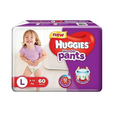 Wonder Pants Large 60 Pieces
