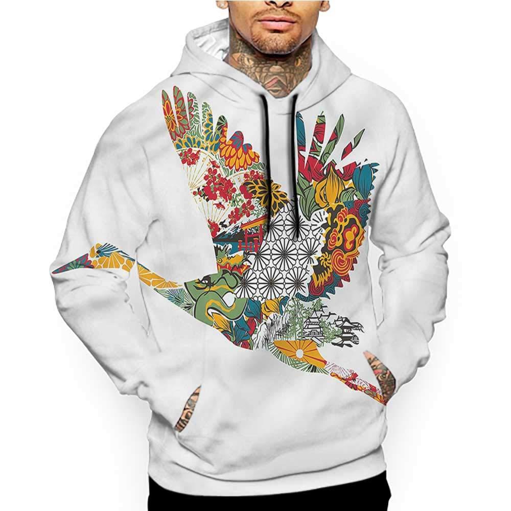 Hoodies Sweatshirt/Men 3D Print Animal,Exotic Frog from Costa Rica,Sweatshirts for Men Prime