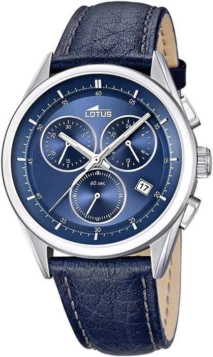 784a7ca61c40 Lotus 15848 6 - Reloj cronógrafo de Cuarzo para Hombre