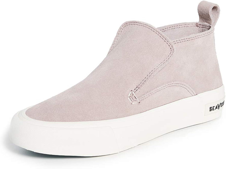 SeaVees Women's Huntington Middie Sneaker
