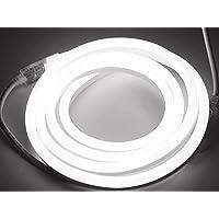 Ogeled N120 Neon led strip lichtstrip, diffus lichtband, per meter 120 LED's 300 lumen, 2835 leds waterdicht Ip68 (koud…