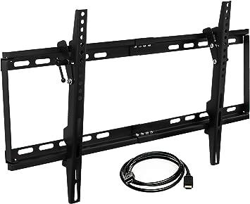 "TV Wall Mount Bracket Low Profile Tilt Design for 32 to 65/"" LCD//LED//TV Mount-It"