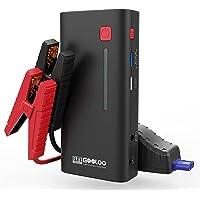 $79 » GOOLOO Jump Starter 1200A Peak Car Starter 12V SuperSafe Lithium Jump Box, Battery…