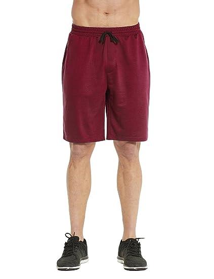 Baleaf 9quot Mens Running Shorts For Workout Activewear Pockets Dark