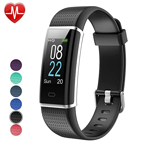 YAMAY Fitness Tracker with Heart Rate Monitor, Fitness Watch Activity Tracker Smart Watch with Sleep