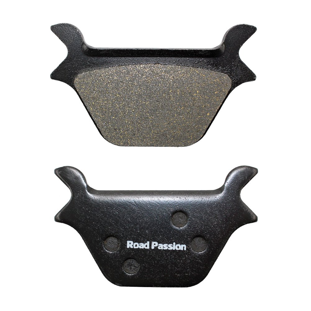 Road Passion Rear Disc Brake Pad for FXST//FXSTB//FXSTC//FXSTS//FLST//FLSTC//FLSTF//FLSTS//FLSTN Late 1987-1999