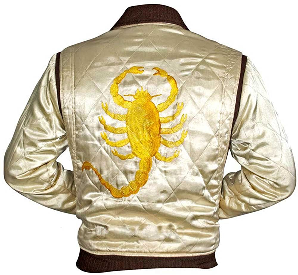 eGenius Ryan Gosling Drive Scorpion Jacket