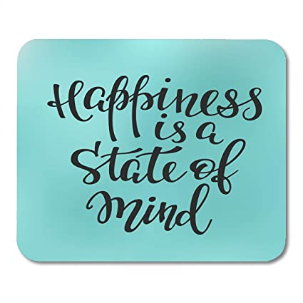 Amazoncom Emvency Mouse Pads Family Happiness Is State Of Mind