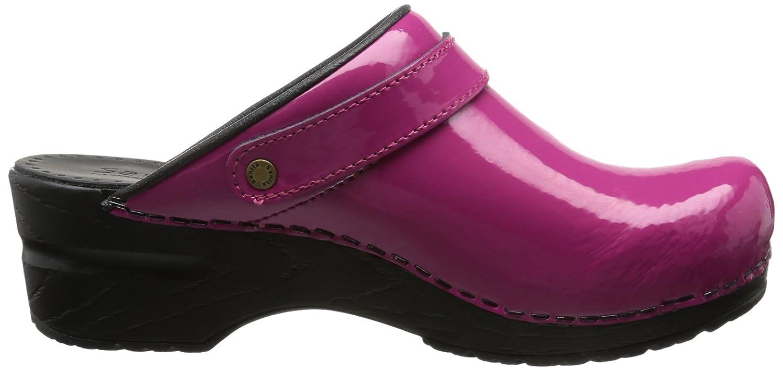 Sanita Freya Damen Clogs Pink (Fuchsia (Fuchsia Pink 79) 814aae